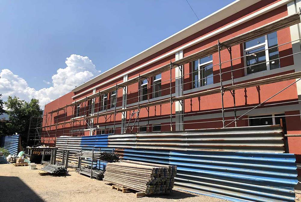 Клиника за дребни животни, учебни зали и лаборатории към Лесотехнически университет гр.София